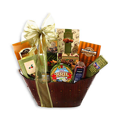 Alder Creek Christmas in Wine Country Holiday Gift Basket