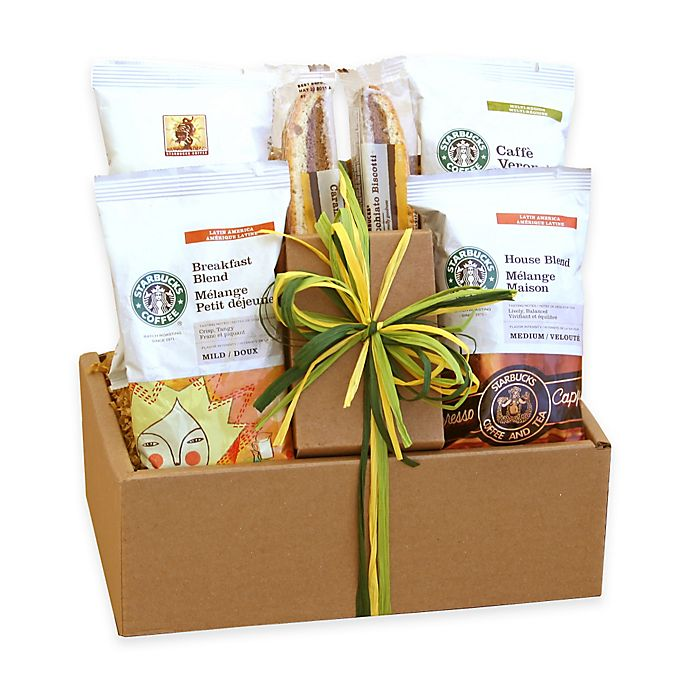 Alternate image 1 for Starbucks Sampler Gift Set