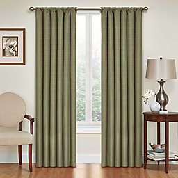 SolarShield® Kate Rod Pocket Blackout Window Curtain Panel