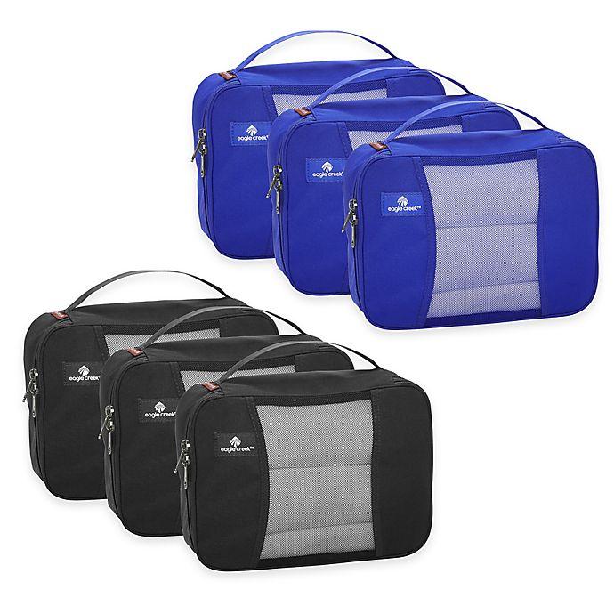 Eagle Creek Pack-It Sac Set Packing Organizer Black