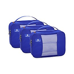 Eagle Creek™ Pack-It® Half Cube in Blue Sea (Set of 3)