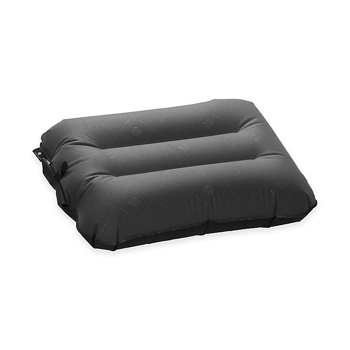 Alternate image 1 for Eagle Creek™ Fast Inflate™ Medium Pillow in Black