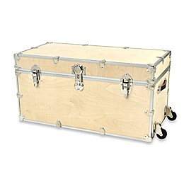 Rhino Trunk and Case™ XXL Naked Rhino Trunk with Removable Wheels