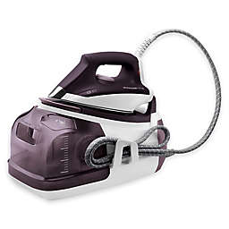 Rowenta® Pro Precision Steam Station in White/Purple