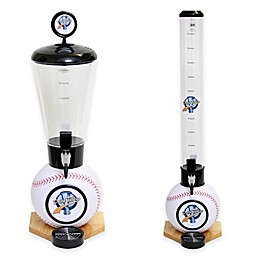 Drink Tubes™ Baseball Drink Dispenser with Standard Tap