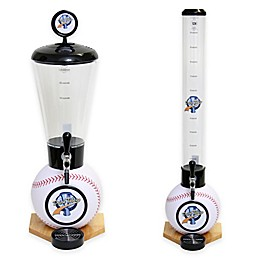 Drink Tubes™ Baseball Drink Dispenser with Commercial Tap