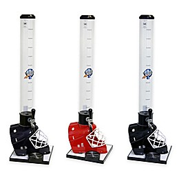 Drink Tubes™ Hockey Mask Drink Dispenser with Commercial Tap