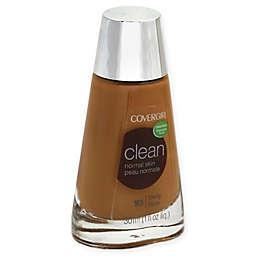 CoverGirl® Clean Liquid Normal Skin Makeup in Tawny