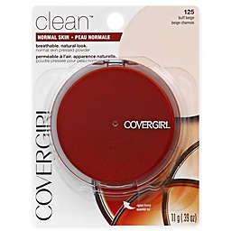 CoverGirl® Clean Pressed Powder Foundation Normal Skin in Buff Beige