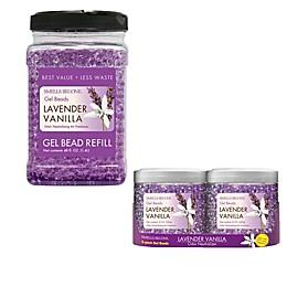 Smells BeGone® Lavender Vanilla Odor Neutralizing Gel Beads