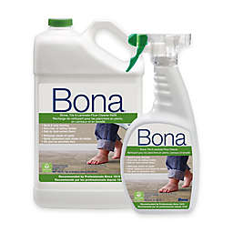 Bona® 160 fl. oz. Hard-Surface Floor Cleaner Refill with 22 fl. oz. Spray Bottle