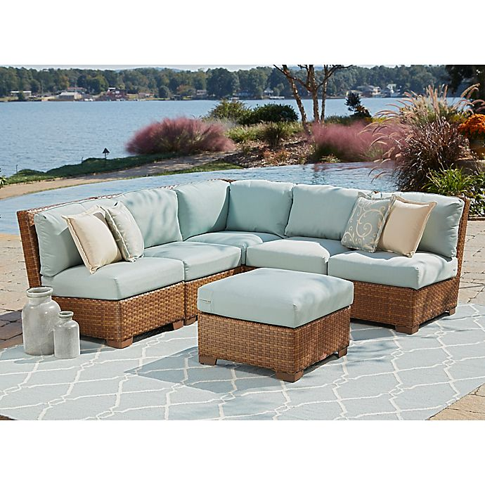 Alternate image 1 for Panama Jack St. Barth's Patio Furniture Collection