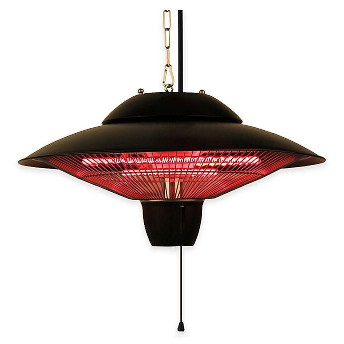 Alternate image 1 for EnerG+ Hanging Gazebo Heater in Black