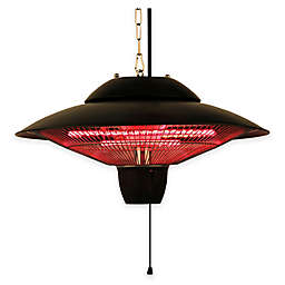 EnerG+ Hanging Gazebo Heater in Black