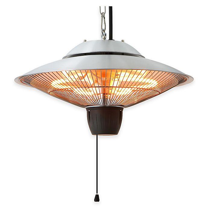 Alternate image 1 for EnerG+ Hanging Gazebo Heater in Silver