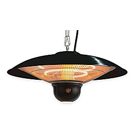 EnerG+ HEA-21522MI Electric Hanging Patio Heater with LED Light