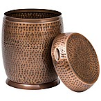Bombay® Outdoors Madras Drum Table in Copper