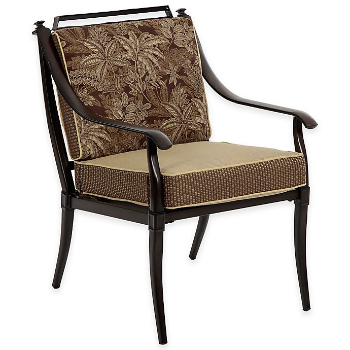 Bombay 174 Normandy Outdoor Dining Arm Chairs Set Of 4