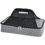 Picnic at Ascot Thermal Food Carrier in Houndstooth