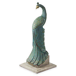 Bombay® Royal Peacock Outdoor Statuary
