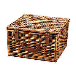 Picnic at Ascot Cheshire Basket for Two in London Plaid