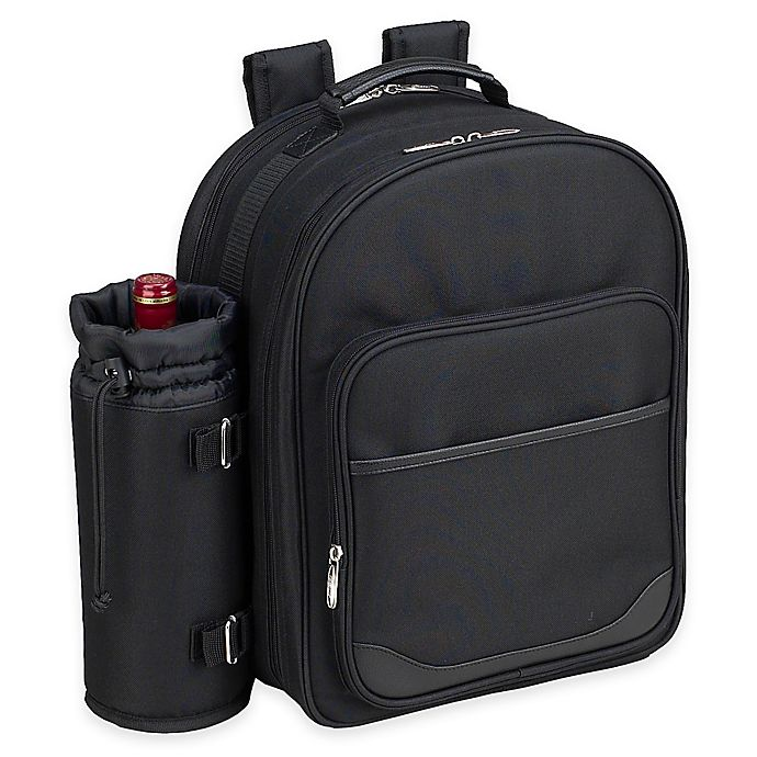 Alternate image 1 for Picnic at Ascot Picnic Backpack Cooler for Two