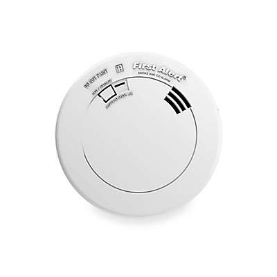 First Alert® 10-Year Smoke and Carbon Monoxide Alarm