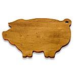 J.K. Adams Co. Novelty Cutting Board in Pig
