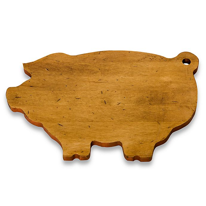 Alternate image 1 for J.K. Adams Co. Novelty Cutting Board in Pig
