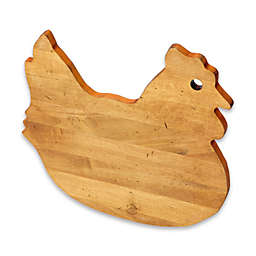 J.K. Adams Co. Novelty Cutting Board in Chicken