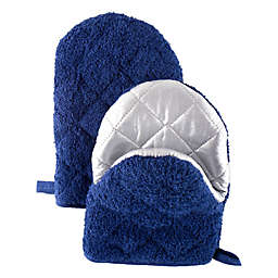 Terry Cloth Mini Oven Mitts (Set of 2)