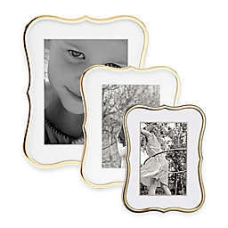 kate spade new york Crown Point™ Gold Picture Frames