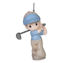 Precious Moments® World's Best Golfer Ornament