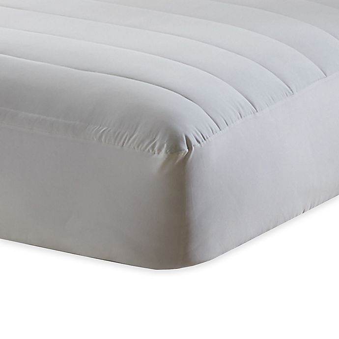 Alternate image 1 for H20 Waterproof Mattress Pad in White