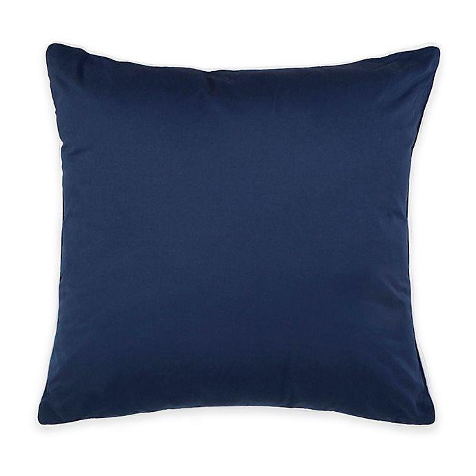 Alternate image 1 for IZOD® Varsity Stripe European Pillow