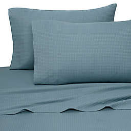 Aero Sateen 700-Thread-Count Standard Pillowcases in Teal (Set of 2)