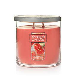 Yankee Candle® Strawberry Lemon Ice 2-Wick Medium Tumbler Candle