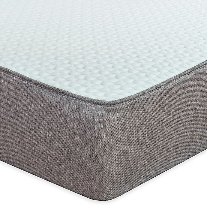 Alternate image 1 for 12 Park Elm Plush Hybrid Latex and Gel Memory Foam Full Mattress