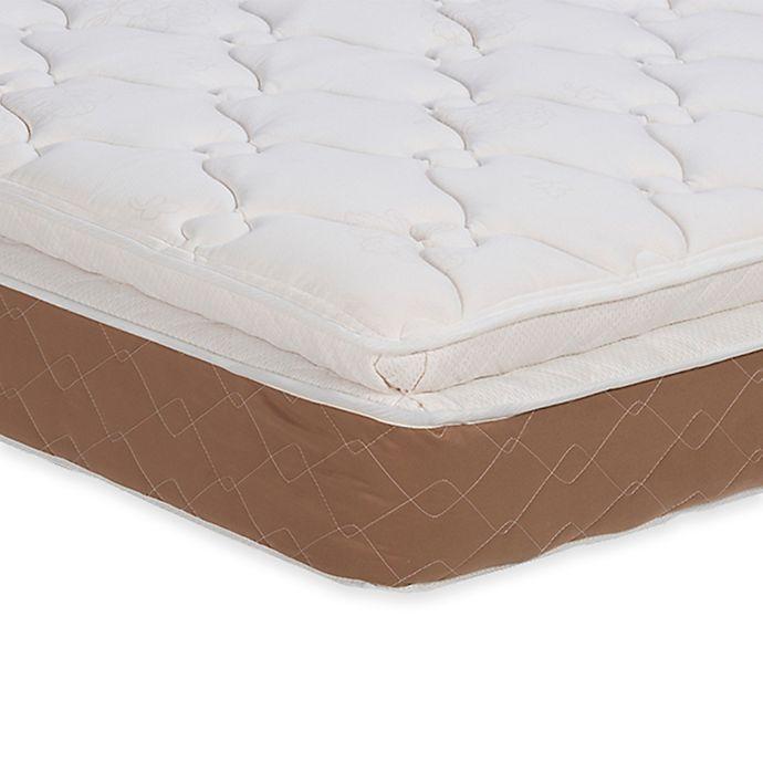 Alternate image 1 for Wolf Sapphire Pillow Top Twin Mattress
