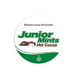 12-Count Junior Mints® Mint Hot Cocoa for Single Serve Coffee Makers
