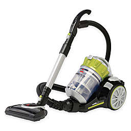 BISSELL® PowerGroom® Multi-Cyclonic Canister Vacuum with PowerFoot in Black/Lime Green