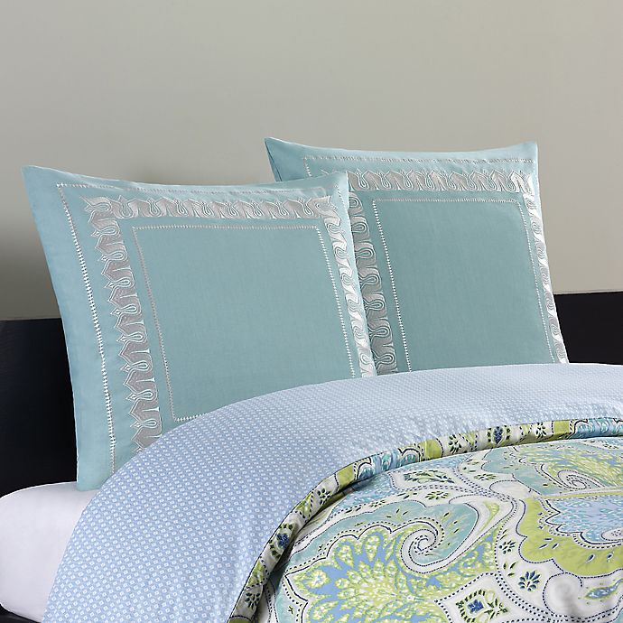 779d25f631f02 Echo™ Sardinia European Sham   Bed Bath & Beyond