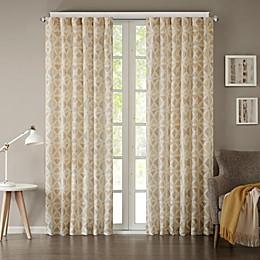 INK+IVY Hawthorne Rod Pocket Window Curtain Panel