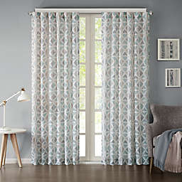 INK+IVY Hawthorne Rod Pocket Window Curtain Panel