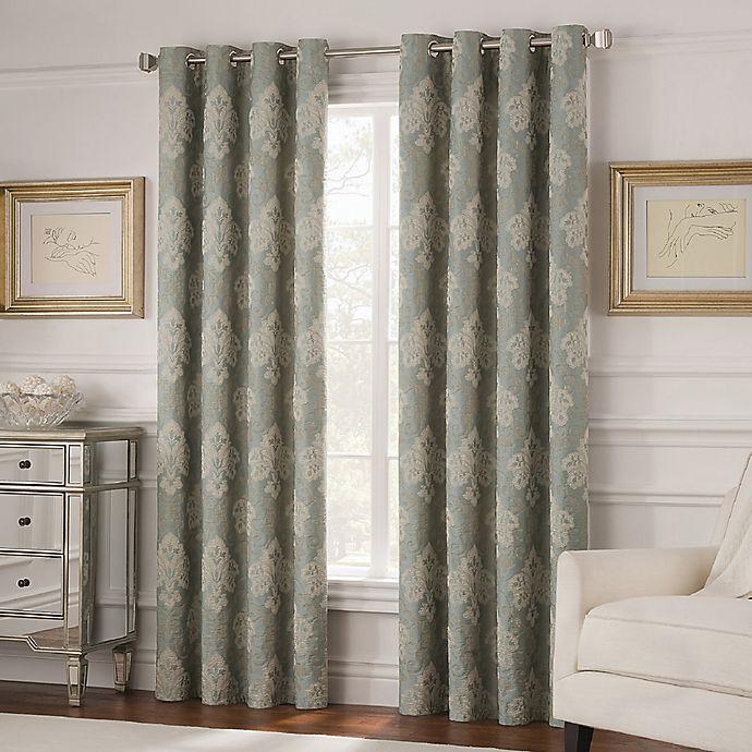 Alternate image 1 for Valeron Belvedere Grommet Top Room-Darkening Window Curtain Panel