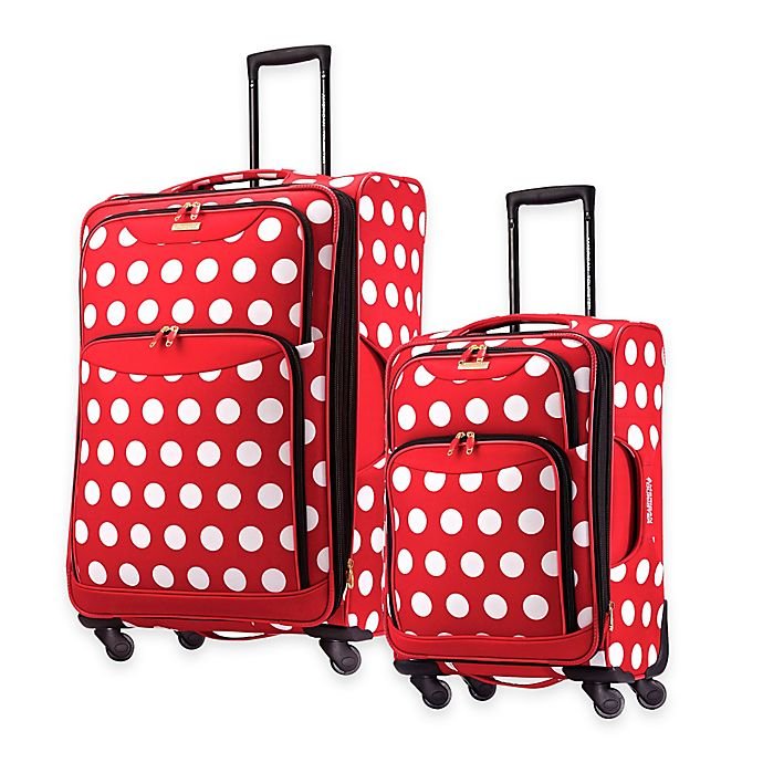 Alternate image 1 for American Tourister® Disney® Spinner Luggage Collection