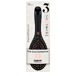 Conair® The Curl Collective Curly Hair Detangling Cushion Brush