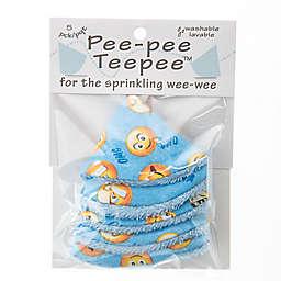 beba bean 5-Pack Pee-Pee Teepee™ in Emoji