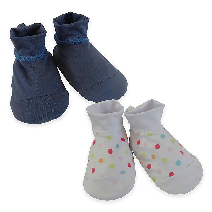 Alternate image 1 for Rising Star™ Infant Swim Sock