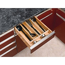 Rev-A-Shelf  Wood Cabinet Drawer Utility Tray Insert